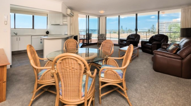 Broadwater Shores Dining