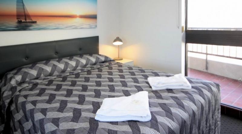 Broadwater Shores Delux Bedroom