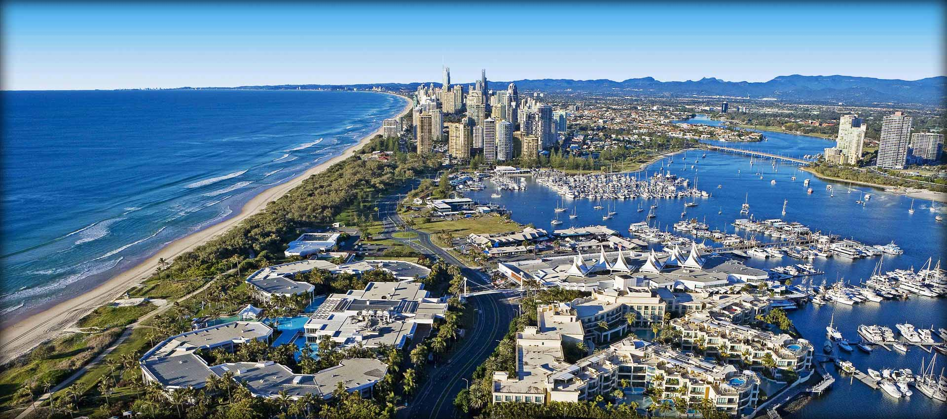 Wallpaper Burleigh Heads Beach Gold Coast Queensland: BookToday Hotels