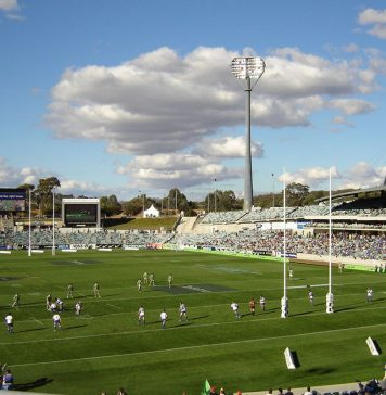 Accommodation Close Gio Stadium Canberra