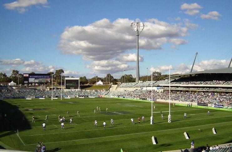 Accommodation Close Gio Stadium Canberra