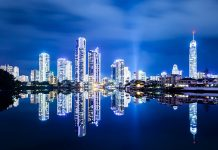 Gold Coast City Queensland, Australia