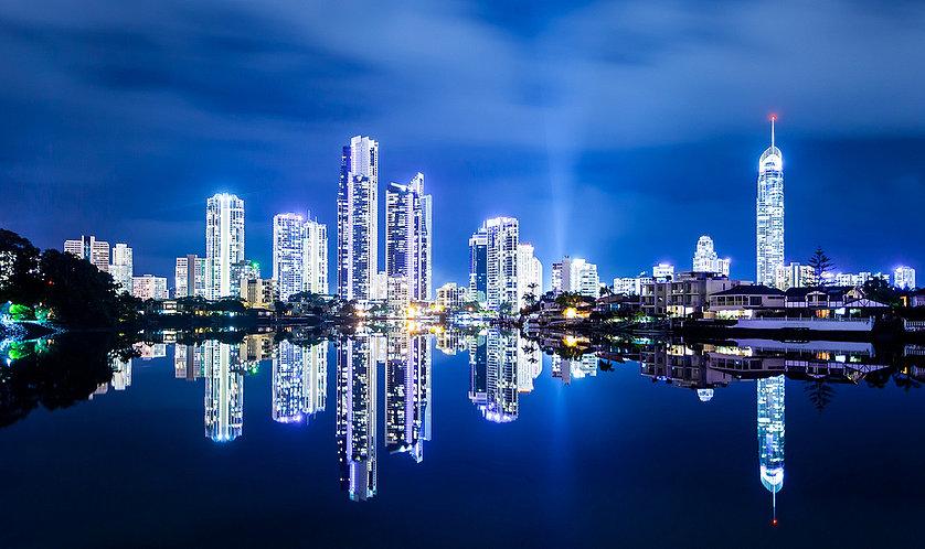 Gold Coast City Queensland, Australia
