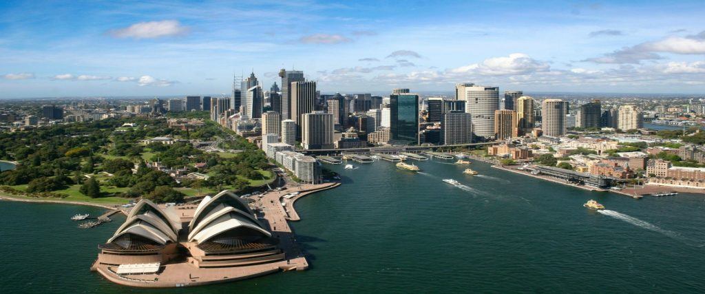 Sydney City Australia BookToday Travel