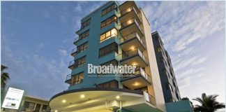 Aqualine Apartments Broadwater