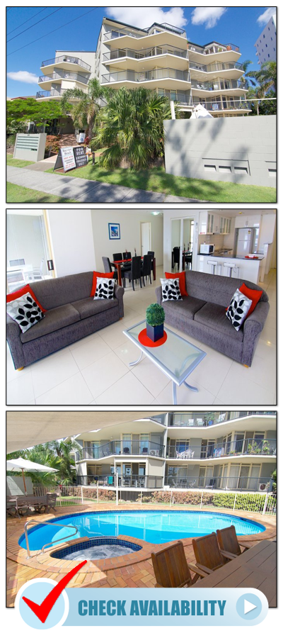 Bayview Beach Apartments - BookToday - Gold Coast Broadwater