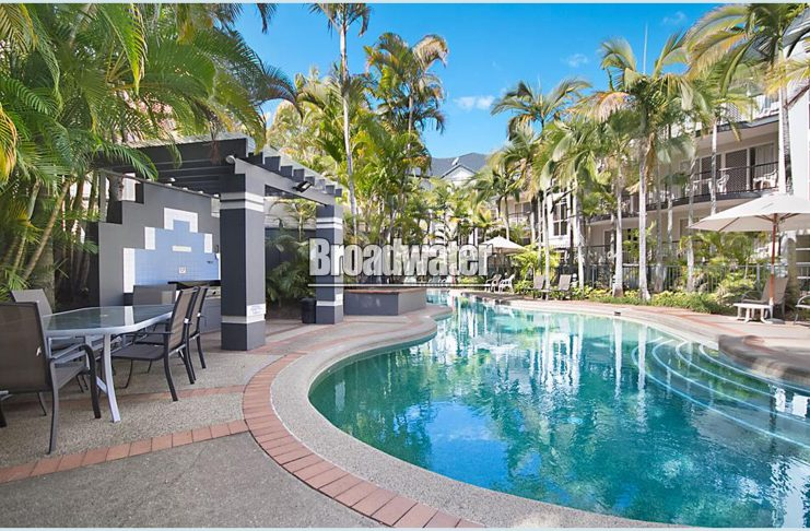 Blue Waters Apartments Broadwater BookToday