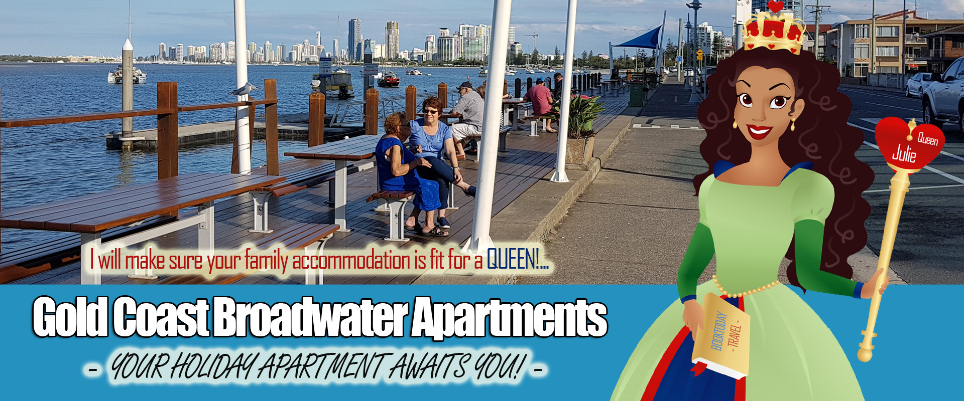 Broadwater Accommodation