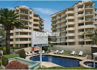 Royal Pacific Resort Apartments