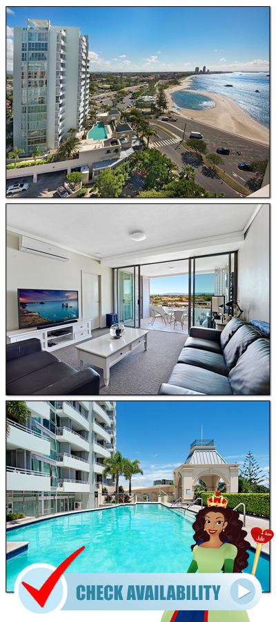 Grand Apartments Broadwater - BookToday - Gold Coast Broadwater