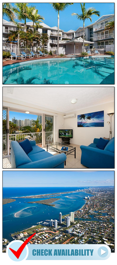 Champelli Palms Apartments - BookToday - Gold Coast Broadwater